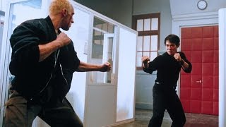 Agent Liu (Jet Li) vs The Twins (Cyril Raffaelli & Didier Azoulay) - Kiss of The Dragon