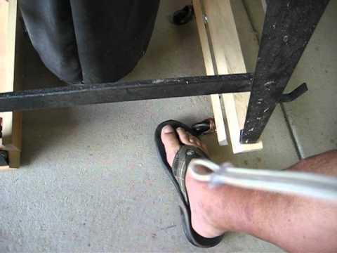 Videos Work Table Retractable Wheels Videos