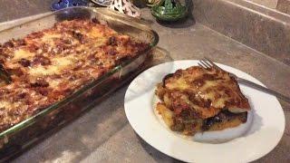 getlinkyoutube.com-كراتان بالبادنجال و البطاطس  لذيذ جدا و ساهل.--gratin aux aubergines