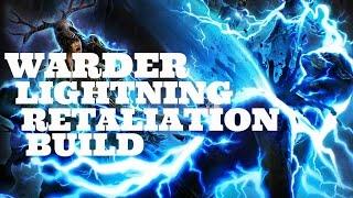 getlinkyoutube.com-[Grim Dawn] Warder Lightning Retaliation Build