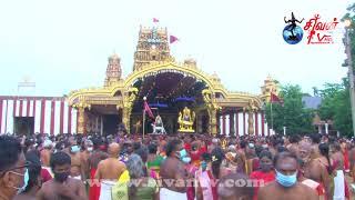 நல்லூர் ஸ்ரீ கந்தசுவாமி கோவில் 22ம் திருவிழா காலை தெண்டாயுதபாணி உற்சவம் 15.08.2020