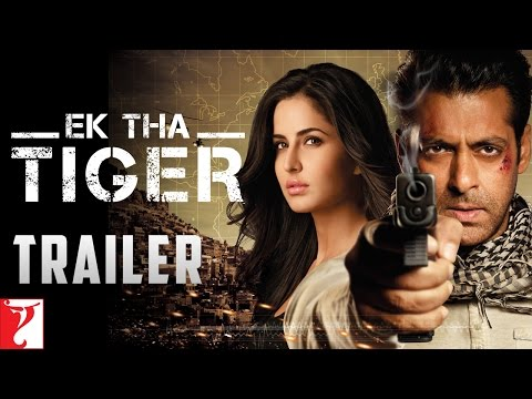 EK THA TIGER - Theatrical Trailer (with English Subtitles) - Salman Khan & Katrina Kaif