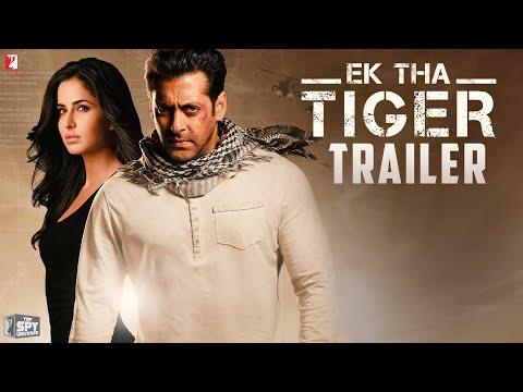 EK THA TIGER - Theatrical Trailer (with English Subtitles) - Salman Khan & Katrina Kaif