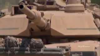 getlinkyoutube.com-★ M1 ABRAMS vs LEOPARD 2 ★ Tanks in Action-2013