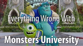 getlinkyoutube.com-Everything Wrong With Monsters University In 15 Minutes Or Less