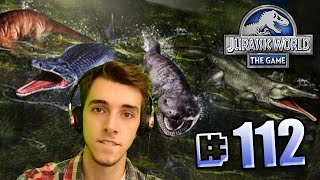 Amphibians assemble! || Jurassic World - The Game - Ep 112 HD