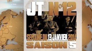 Derka - Jt De Derka N°12 (saison 5)