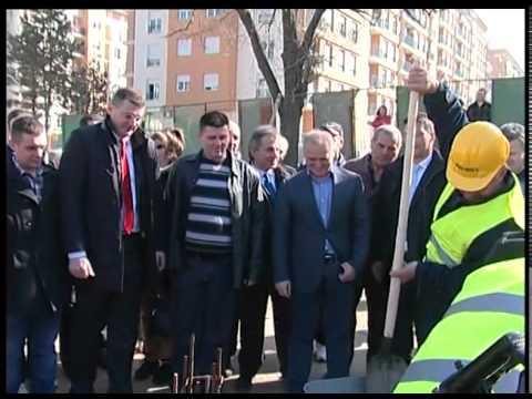 Počela izgradnja škole u naselju Stepa Stepanović