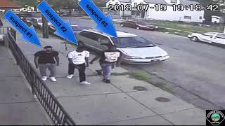 7-19-18 30th & High St. robbery