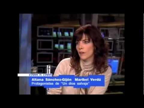 Maribel Verdú y Aitana Sánchez-Gijón. Anécdotas de 'Un dios salvaje'