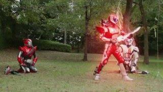 getlinkyoutube.com-Kamen Rider Drive mach & Accel kungtou