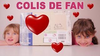 getlinkyoutube.com-[COLIS] ♡♡♡ Nouveau Colis d'Abonnée ♡♡♡ - Unboxing fan's gift