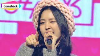 getlinkyoutube.com-Apink - Good Morning Baby, 에이핑크 - 굿모닝 베이비, Show Champion 20141126
