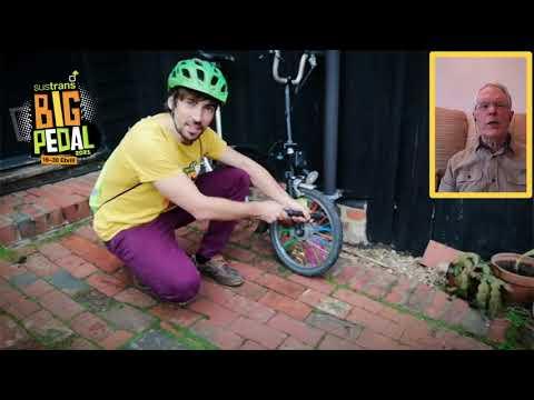 Fideo Cyflwyno Big Pedal 2021