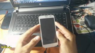 getlinkyoutube.com-Instalação de Stock Rom / Firmware oficial no LG L90 (D410) #UTICell
