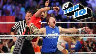 getlinkyoutube.com-Top 10 SmackDown Live moments: WWE Top 10, July 19, 2016