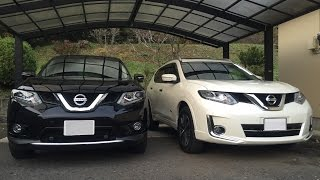 getlinkyoutube.com-nissan x-trail T32 モードプレミアと20Xを比較