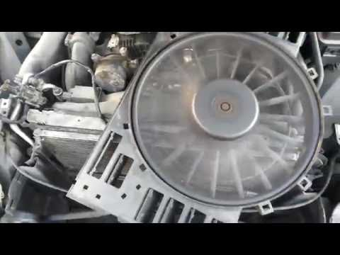 Pемонт вентилятора кондиционера BMW ...