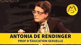 Antonia de Rendinger - Prof d'éducation sexuelle