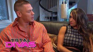 Nikki Bella returns home to John Cena: Total Divas, January 4, 2015
