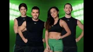 getlinkyoutube.com-Bailes del Equipo Verde - 3G Combate
