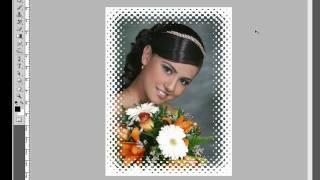 getlinkyoutube.com-Crear un marco artístico Photoshop Fácil by Yanko0