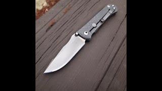 Chris Reeve Umnumzaan:  P.S.  I Love This Knife!