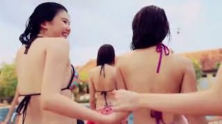 getlinkyoutube.com-Giới trẻ ăn chơi thời nay - Party bên bể bơi!