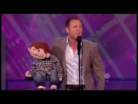 Very Funny ventriloquism performance at JUST FOR LAUGHS FESTIVAL