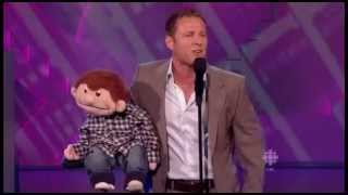 getlinkyoutube.com-Very Funny ventriloquism performance at JUST FOR LAUGHS FESTIVAL