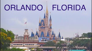 getlinkyoutube.com-Orlando, Florida HD -Magic Kingdom,Universal,Epcot,Canaveral,Disney Hollywood...