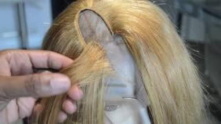 getlinkyoutube.com-DIY: Illusion Part Quick weave Wig