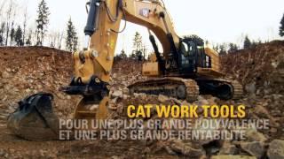 getlinkyoutube.com-Nouvelle Pelle Hydraulique Cat® 390F (Francais)