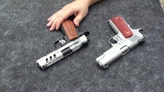 getlinkyoutube.com-Como Desarmar una Pistola 1911, Dos Formas Diferentes, en Español