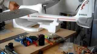 getlinkyoutube.com-easystar aileron+brushless motor