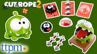 getlinkyoutube.com-Cut the Rope Game from Mattel