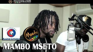 "getlinkyoutube.com-Kenrazy And Visita (Shida Mbili) Introduces Their new Song ""Asubui"" On Mambo Mseto Radio Citizen"
