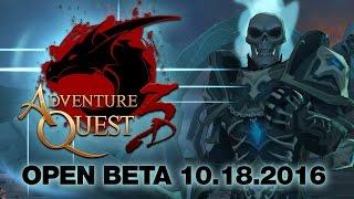 getlinkyoutube.com-AdventureQuest 3D OPEN BETA 10.18.2016