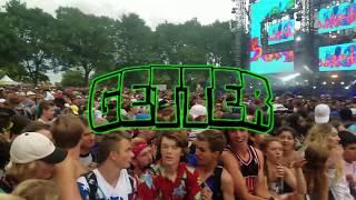 Getter Live at Lollapalooza Chicago 2017 Part 3 - YuNg BrAtZ Mosh