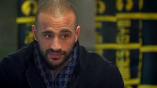 getlinkyoutube.com-Badr Hari: ''I am not nervous, i know i'm gonna knock him out in the first round''