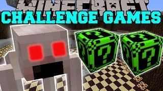 getlinkyoutube.com-Minecraft: THE RAKE CHALLENGE GAMES - Lucky Block Mod - Modded Mini-Game