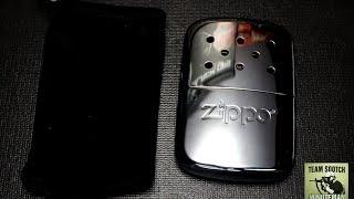 getlinkyoutube.com-Zippo Hand Warmer Review