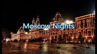 getlinkyoutube.com-Moscow Nights - keyboard Tyros (chromatic) by Paul