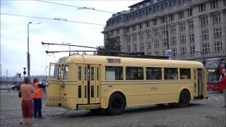 getlinkyoutube.com-MTUB - Trolleybus 6023 - Bruxelles