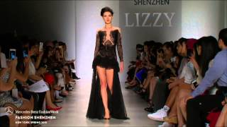 getlinkyoutube.com-FASHION SHENZHEN: MERCEDES-BENZ FASHION WEEK S/S15 COLLECTIONS
