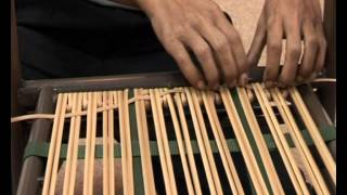 getlinkyoutube.com-Как плетется кресло