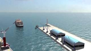 getlinkyoutube.com-Somalia/Mogadishu International Port