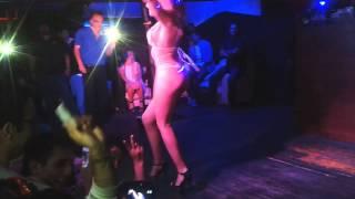 getlinkyoutube.com-Negro Piñera Feliz 2015 mas Regalito HOT (Ivonne Jimenez) en Discoteque Aquelarre