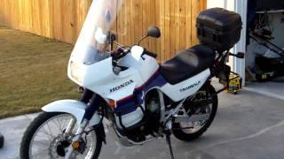 getlinkyoutube.com-1989 Honda Transalp
