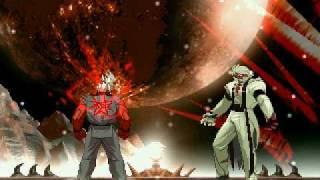 getlinkyoutube.com-Shin Akuma Vs God Rugal (new)